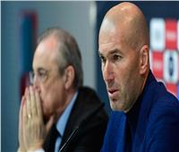 رسميًا.. ريال مدريد يعلن عودة زين الدين زيدان لتدريب الفريق