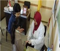 استكمال المبادرة الرئاسية لعلاجتلاميذ سيناء من أمراض سوء التغذية