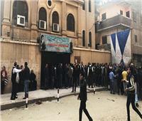 محاكمة 11 متهمًا في قضية «كنيسة مارمينا» بحلوان