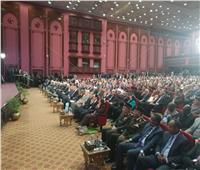 صور| انبهار الحضور في حفل افتتاح «اتحاد الجامعات الإفريقية» بعرض عن الحضارة المصرية والأزهر