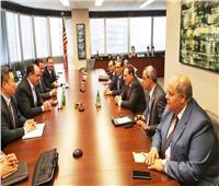 وزير البترول يبحث مع «أباتشي» العالمية ضخ استثمارات جديدة في مصر