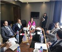 «شباب الأعمال» تلتقي مركز المشروعات الدولية لوضع «أجندة الأعمال الوطنية»