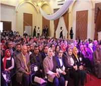جامعة المنوفية تحتفل بخريجي الدفعة 31 طب
