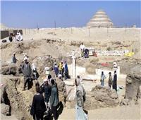 في العيد القومي لـ«الجيزة».. آثار ميت رهينة تستقبل المصريين بالمجان