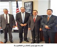 وزير البترول يبحث زيادة استثمارات«بي بي» في مصر