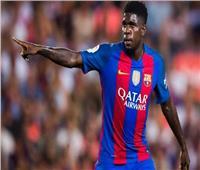 فيديو| مدافع «برشلونة» يرقص قبل مواجهة «ليون»