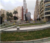 افتتاح مشروع تطوير ميدان «علي بن أبي طالب» بسموحة
