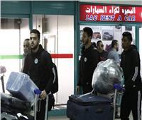بعثة الإسماعيلي تصل مطار «قرطاج» لمواجهة الأفريقي التونسي