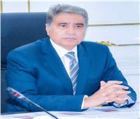 رئيس مركز «أبو قرقاص» يتابع  أعمال إنشاء محطة مياه المطاهرة