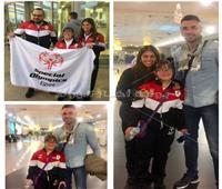 أحمد عز يُدعم أبطال « الأولمبياد الخاص» بالإمارات