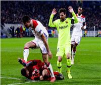 بث مباشر| مباراة برشلونة وليون بدوري أبطال أوروبا
