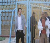 فيديو| محمد فضل: إستاد بورسعيد لم يستبعد من أمم أفريقيا