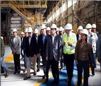 رئيس الوزراء يزور منطقة السويس للتعاون الاقتصادي والتجاري بين مصر والصين
