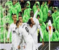 صعود ملحمي لنابولي وفالنسيا إلى ربع نهائي الدوري الأوروبي
