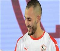خالد بوطيب يغيب عن مباراة الزمالك والمقاولون