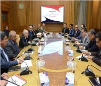 «العصار» يبحث أوجه التعاون المشترك مع محافظتي الغربية والإسكندرية