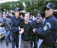 الشرطة الجزائرية: اعتقال 75 محتجًا في تظاهرات اليوم بالعاصمة