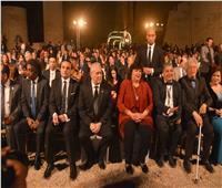 صور| افتتاح مهرجان الأقصر للسينما الإفريقية بحضور وزيرة الثقافة