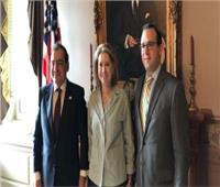مساعدة الرئيس الأمريكى: مصر أحد أهم الأسواق الأكثر نموًا في مجال الغاز