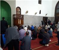 رئيس جامعة الأزهر يؤدي صلاة الغائب على أرواح شهداء مسجدي نيوزيلندا