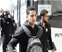 الإسماعيلي يصل ملعب «رادس» استعدادا لمواجهة الإفريقي التونسي