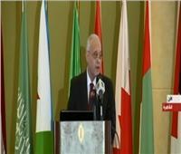 بث مباشر| بدء اجتماعات الجمعية العمومية للمجلس العربي للمياه