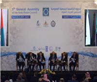 وزير الري: نصيب الفرد من المياه يتناقص والفجوة المائية تتزايد