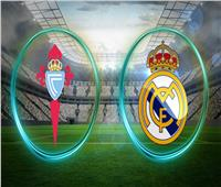 بث المباشر| مباراة ريال مدريد وسيلتا فيجو في الدوري الإسباني