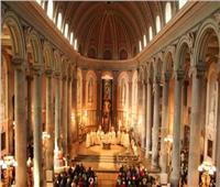 كنيسة اللاتين تحتفل بعيد شفيعها القديس يوسف بحضور السفير البابوي بمصر