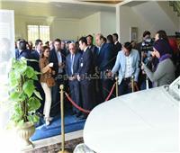 «سحر نصر» تفتتح مصنعين في بورسعيد باستثمارات 200 مليون دولار