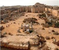بدء المرحلة الثانية من مشروع تطوير منطقة «أبو مينا» الأثرية