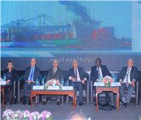 افتتاح المؤتمر الدولي للنقل البحري بالإسكندرية