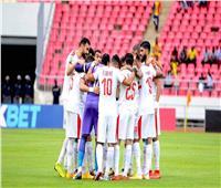 انطلاق مباراة الزمالك ونصر حسين داي الجزائري في الكونفدرالية