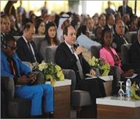 الرئيس: مبادرة مصرية للقضاء على «فيروس سي» لمليون إفريقي