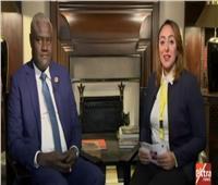 بالفيديو| موسى فقيه: رئاسة مصر للاتحاد الأفريقي جاءت في الوقت المناسب