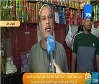 فيديو| صاحب محل العصائر بأسوان: «حاسبت رئيس الوزراء على القصب»