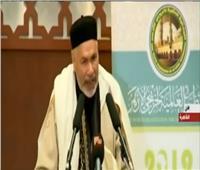فيديو| أحد أئمة ليبيا: مصر لها فضل كبير على بلادنا