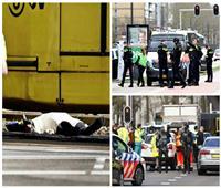 هجوم أوتريخت  الصور الأولى لحادث إطلاق النار