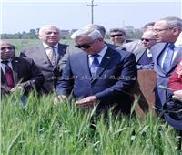 جامعة المنوفية تحتفل بـ «يوم الحقل» بمزرعة الراهب