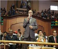 رئيس جامعة الأزهر: معكم من أجل مصر