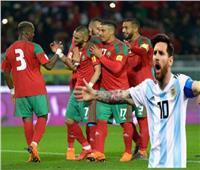«ميسي» يوقف الدوري المغربي 10 أيام كاملة