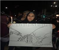 فيديو وصور| وقفة بالورود والشموع في إيطاليا للتضامن مع ضحايا «نيوزلاندا»