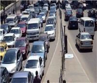 فيديو| تعرف على الحالة المرورية بشوارع وميادين القاهرة