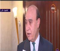 فيديو| مهاب مميش: الرئيس السيسي يسابق الزمن لتطوير منطقة القناة
