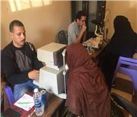 محافظ المنيا يفتتح مستشفى مصر المحبة بمركز بني مزار