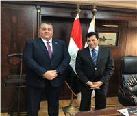 وزارة الشباب و الرياضة توقع بروتوكولا للتعاون مع روابط الرياضية