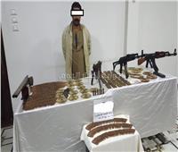 ضبط تاجر سلاح في أسيوط ومحكوم عليه في قضايا قتل
