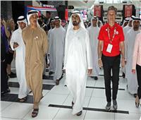 فيديو| الشيخ محمد بن راشد يزور فعاليات الأولمبياد الخاص أبوظبي 2019