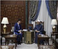 الإمام الأكبر: الأزهر حريص على دعم المؤسسات التعليمية في العالم الإسلامي