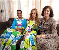 سفيرة القاهرة ببوروندي تشارك في حملة «أكثر من مجرد أم»